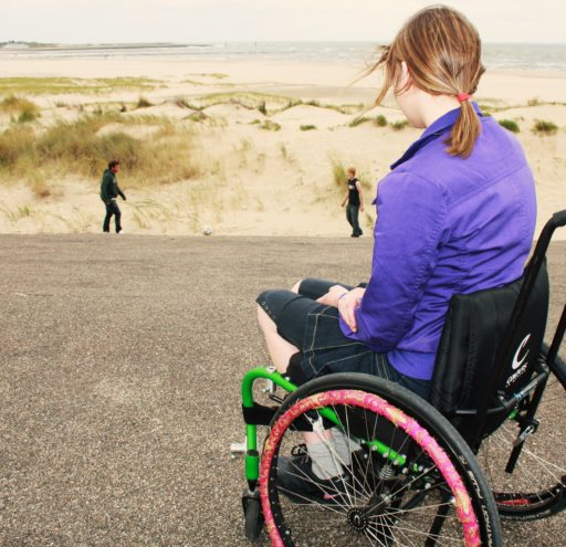 1e prijs Breda Photo: buiten spel gezet door lichamelijke beperking